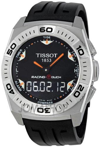 Tissot Racing Touch Quartz Black Men's Watch T002.520.17.051.02