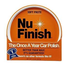 Nu Finish Paste Car Polish