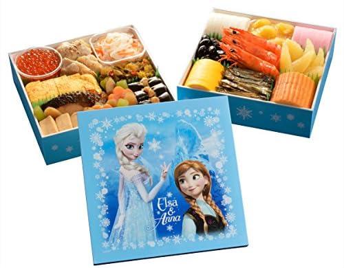 アナと雪の女王 おせち 予約