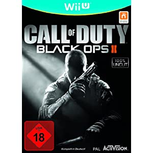 Wii U - Call of Duty: Black Ops 2 (100% uncut)