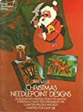 Christmas Needlepoint Designs (Dover Needlework) (0486231615) by Weiss, Rita