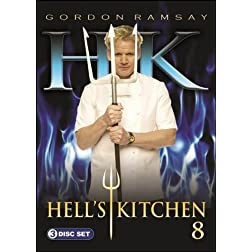 Hell's Kitchen: Season Eight
