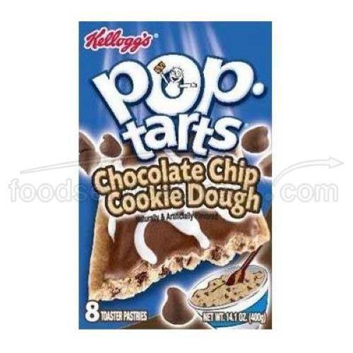 kellogs-pop-tarts-chocolate-chip-cookie-dough-400g