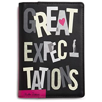 kate spade new york Canvas Kindle Cover (Fits Kindle Keyboard), great expectations