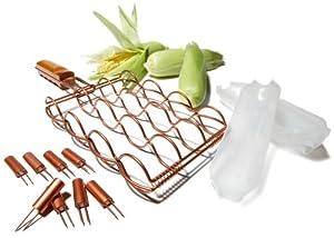 Strathwood Corn Basket Grilling Kit