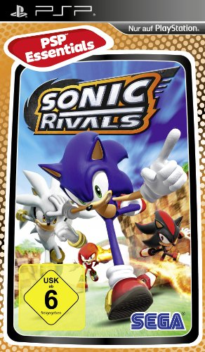 Sonic Rivals Game (Essentials) PSP