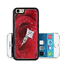 buy Liili Premium Apple Iphone 6 Iphone 6S Aluminum Snap Case Wedding Ring In Rose Will You Marry Me Image Id 22147922