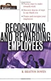 img - for Recognizing and Rewarding Employees Paperback July 19, 2000 book / textbook / text book