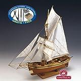Constructo 80704 Model Ship Kit Gjoa