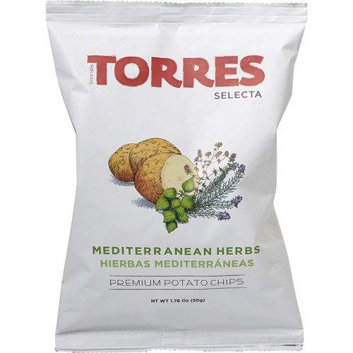 アルカン トーレス地中海ハーブポテトチップス50g