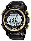 [カシオ]CASIO 腕時計 PROTREK プロトレック Super Slim Line タフソーラー 電波時計 MULTIBAND 6 PRW-2000A-1JF メンズ