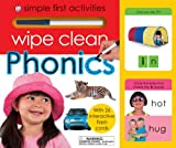 Simple First Activities Wipe Clean Phonics