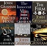 COLLECTION OF 17 JOHN GRISHAM (E-BOOKS)by JOHN GRISHAM