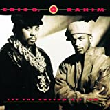 echange, troc Eric B And Rakim - Let The Rhythm Hit Em