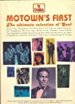 Motown's First - The Ultimate selecti...