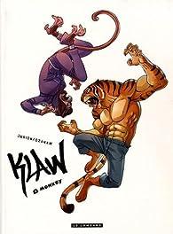 Klaw, tome 5 : Monkey par Antoine Ozanam