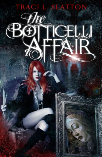 The Botticelli Affair Book Cover