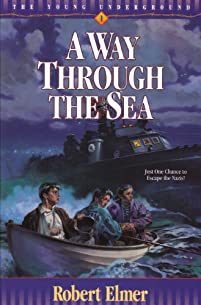 (FREE on 2/5) A Way Through The Sea by Robert Elmer - http://eBooksHabit.com