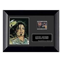 Michael Jackson Series 1 Mini Film Cell