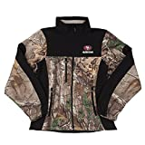 NFL San Francisco 49Ers Women's Colorblocked Softshell Jacket, Medium, Camo