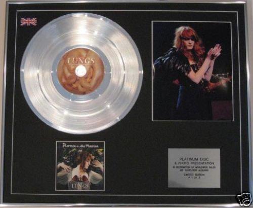 FLORENCE & THE MACHINE-CD, polmoni HypT220-Platinum
