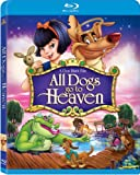 Cover art for  All Dogs Go to Heaven [Blu-ray]