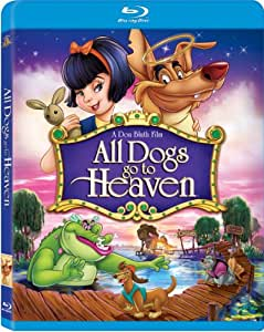 All Dogs Go to Heaven [Blu-ray]