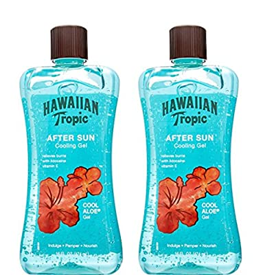 Hawaiian Tropic Cool Aloe After Sun Burn I.C.E. Gel