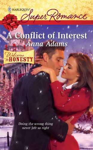 Image for A Conflict of Interest (Harlequin Superromance)