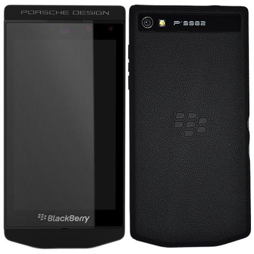 BlackBerry P'9982 Porsche Design Smartphone 64GB Edition schwarz