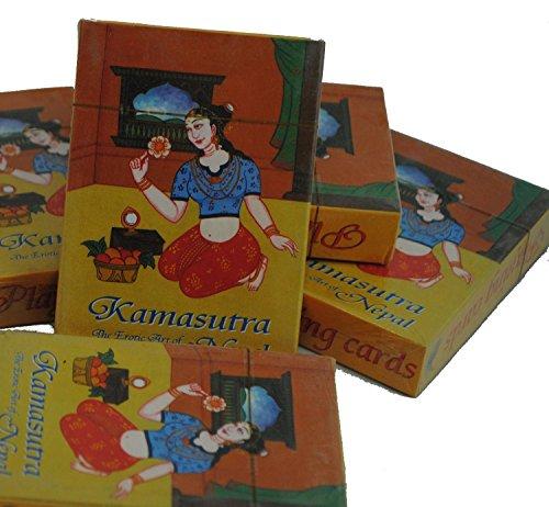 Nepal Arte Erotica carte Kama Sutra