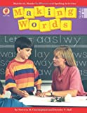 img - for Making Words, Grades 1 - 3: Multilevel, Hands-On Phonics and Spelling Activities book / textbook / text book