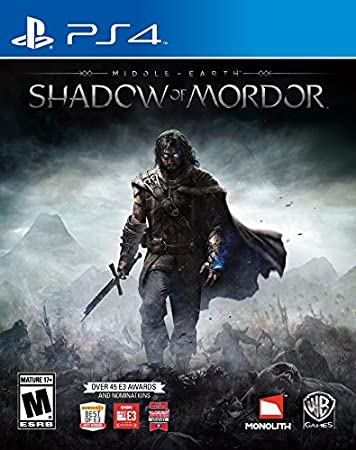 Middle Earth: Shadow of Mordor - PS4 [Digital Code]