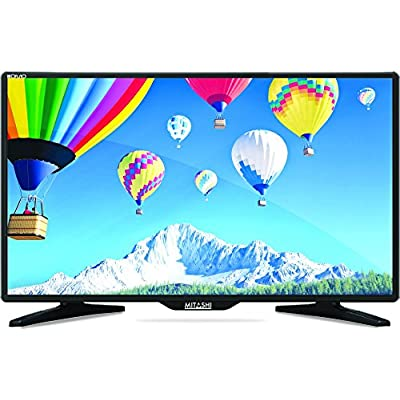 Mitashi MiDE022v16-FHD 55cm (21.5 inches) Full HD LED TV (Black)