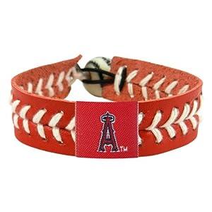 Los Angeles Angels Team Color Gamewear Bracelet