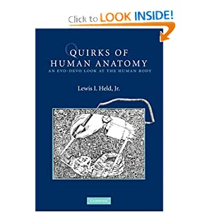 Download ebook Quirks of Human Anatomy: An Evo-Devo Look at the Human Body
