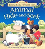 img - for Animal Hide-And-Seek   [ANIMAL HIDE & SEEK] [Hardcover] book / textbook / text book