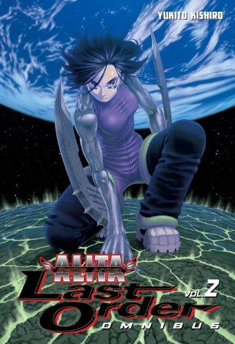 Battle Angel Alita Last Order Omnibus 02 (Battle Angel Alita Omnibus)
