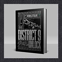 World Tour (District 9: Unlock) In Seoul (incl. 44pg Photobook,Sticker + 8pc Print Photo Set) [Blu-ray]