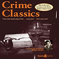 Crime Classics audio book