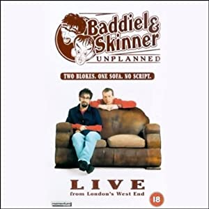 Baddiel & Skinner Unplanned Live from London's West End Radio/TV Program