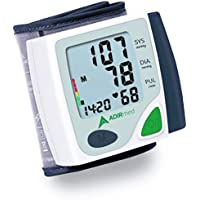 AdirMed Wrist Blood Clinical Automatic Pressure Monitor