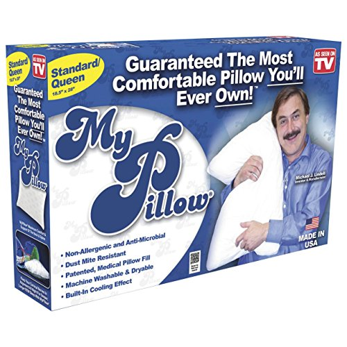 About the My Pillow Brand and Its Owner Michael J. Lindell