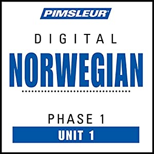 Norwegian Phase 1, Unit 01 Hörbuch