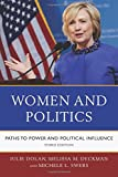 img - for Women and Politics: Paths to Power and Political Influence book / textbook / text book
