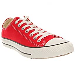 Converse Unisex Chuck Taylor All Star Ox Red Basketball Shoe 3 Men US / 5 Women US