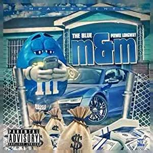 Amazon.com : PeeWee Longway The Blue M&M Mixtape CD : Everything Else