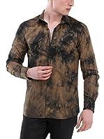 RNT23 Camisa Hombre (Camel)