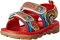 Chhota Bheem Unisex Sandals and Floaters