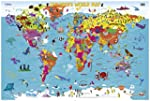 Collins Children's World Map (New Edi...